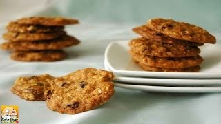 Classical Oatmeal Cookies