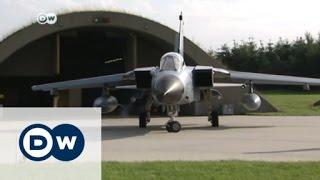 البرلمان الألماني يصوت لصالح مشاركة ألمانيا في حرب