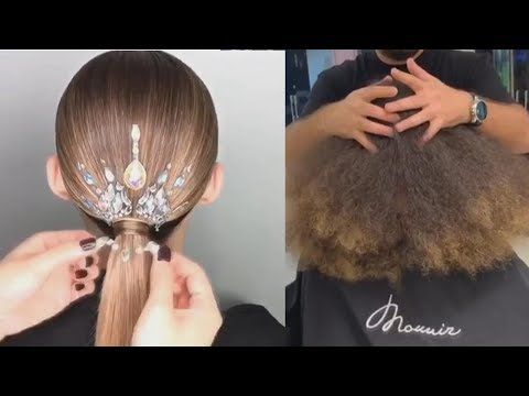 New Haircut and Color Transformations   11 Amazing Hairstyles Compilation 2019