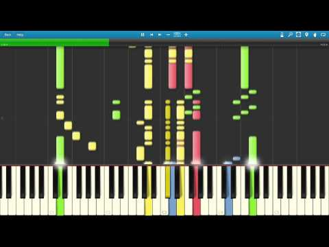 Jeff Wayne's Musical Version Of The War Of The Worlds Synthesia