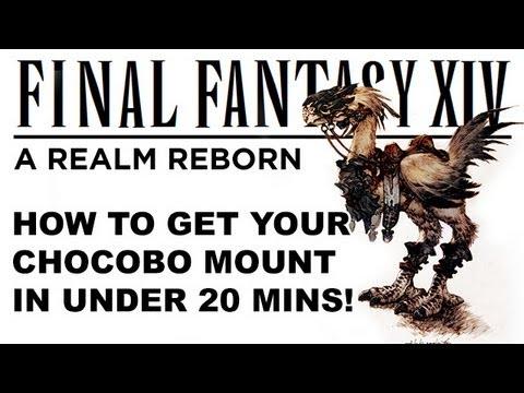 how to get zu mount ffxiv