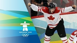 Canada Win Ice Hockey Gold V USA - Highlights - Vancouver 2010 Winter Olympics