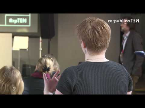 re:publica 2016 — Ida Tin: Why data will revolutionize globale female health on YouTube