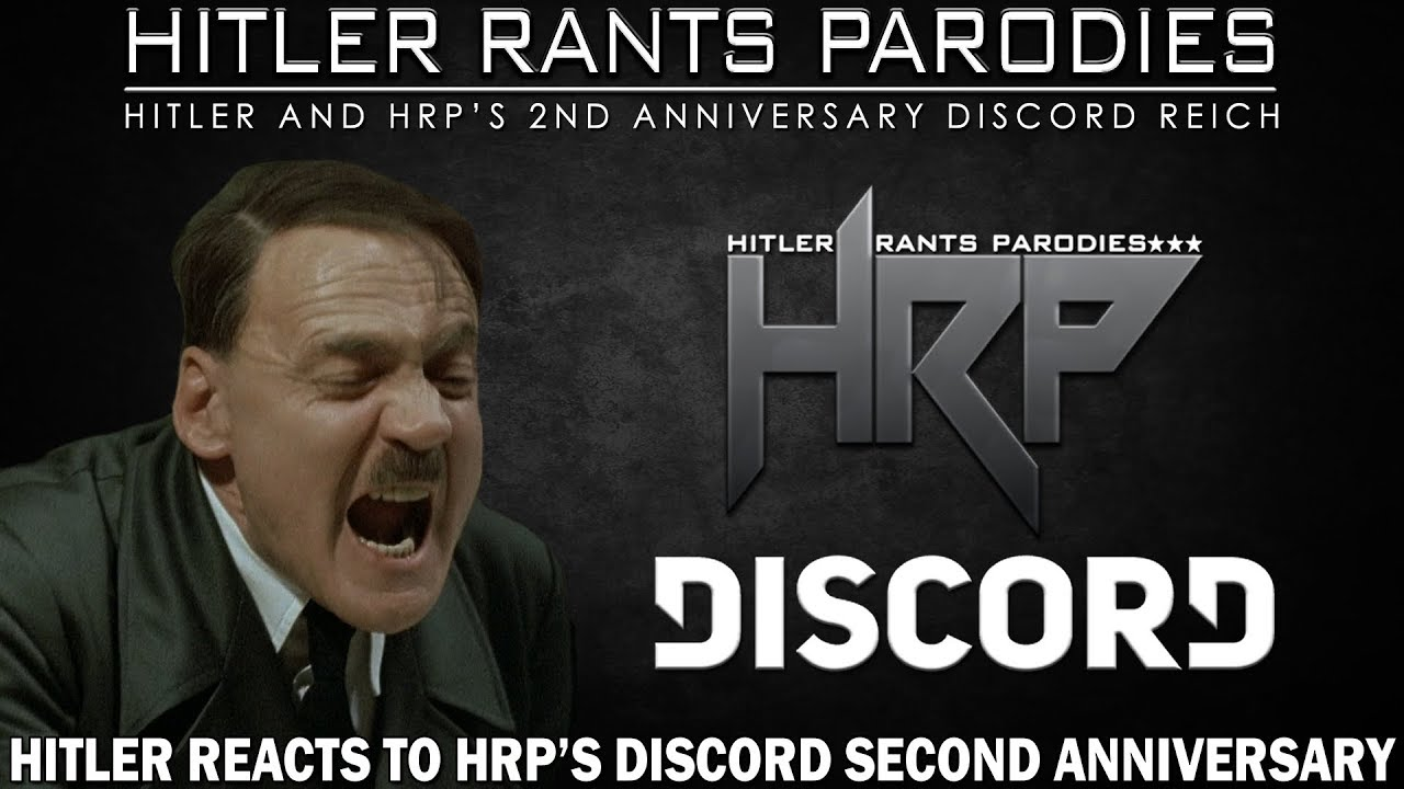 Hitler reacts to HRP's Discord second anniversary