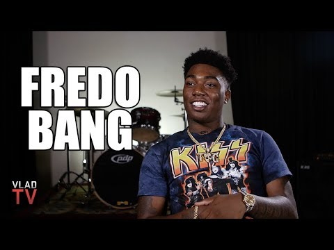 Fredo Bang on His Father Telling Him He's a Homosexual (Part