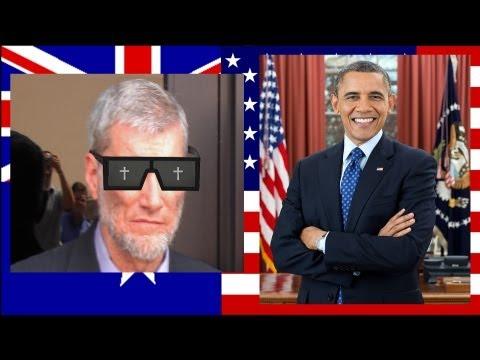 Ken Ham's Flat Earth Society vs President Barack Obama thumbnail