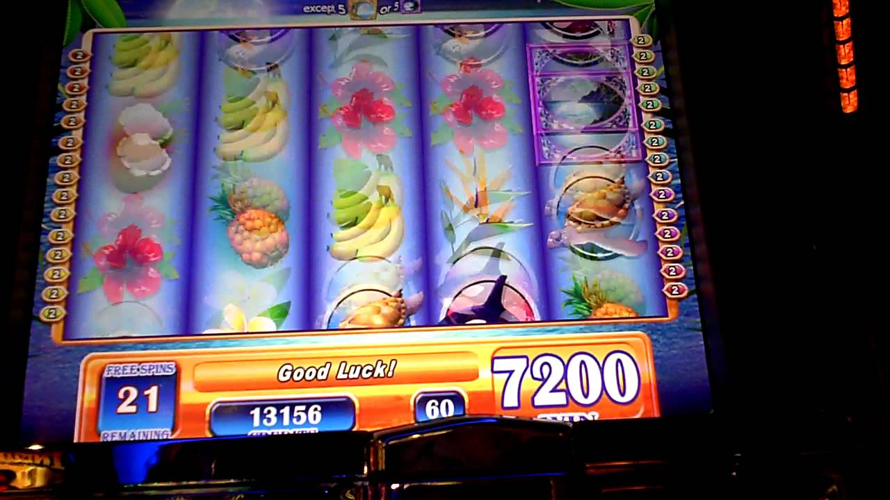 blue moon slot machine