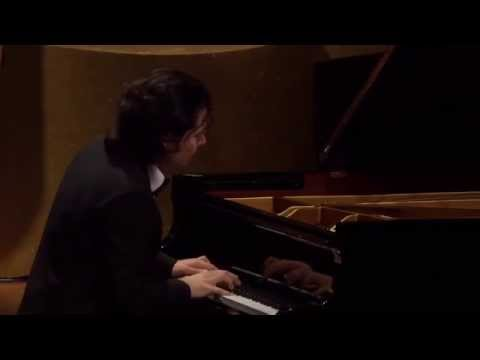 Andrejs Osokins at the 1st stage of the Rubinstein 2014 competition