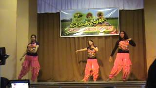 Dance basanti remix dance performance by MAS senior girls