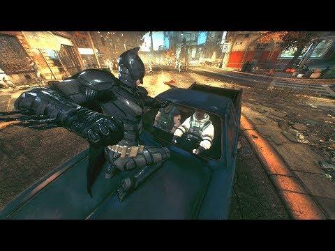 Batman Arkham Knight: