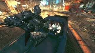 Batman Arkham Knight: Brutal Combat Gameplay - Free Roam Showcase - Vol.7