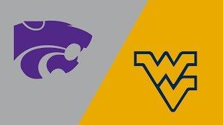 Week 4 2018 Kansas State vs #12 West Virginia Highlights