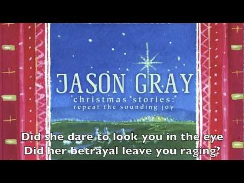 Forgiveness Is A Miracle - Official Lyric Video - Jason Gray