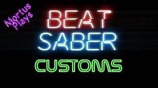Beat Saber Customs:  Prototyperaptor - New Dawn (First Run)