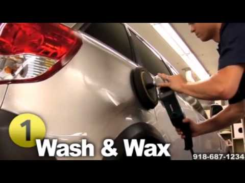 Toyota Car Wash Max Paint Sealant Paint Chips Scratches McAlester Tahlequah OK