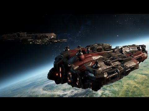 What is DREADNOUGHT?! -  It's MASSIVE Capital Ship Warfare!