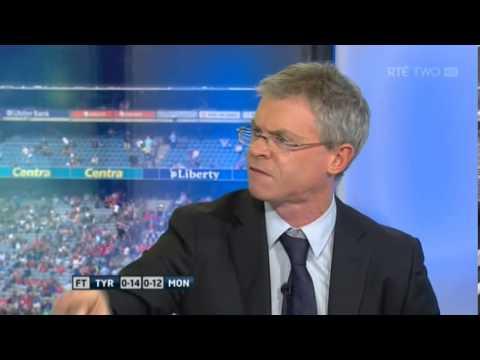 Joe Brolly's rant about Seán Cavanagh / Tyrone