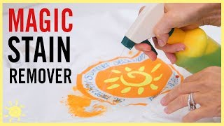 DIY | Magic Stain Remover