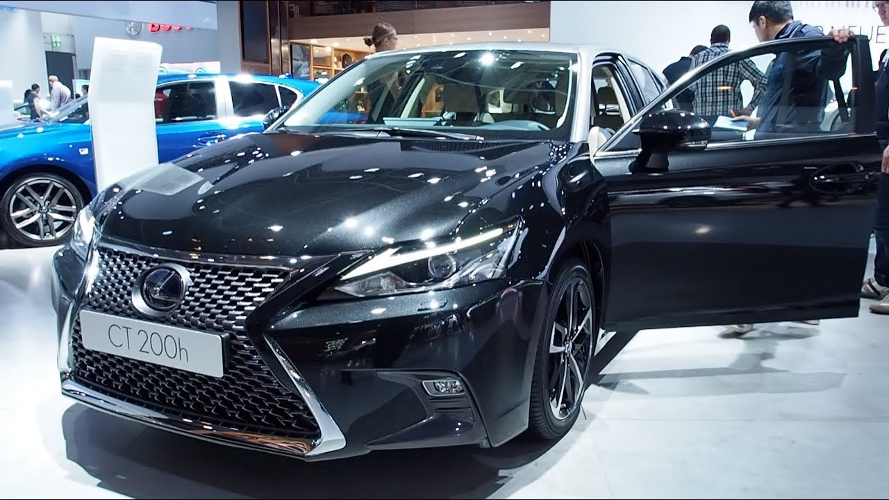 The All New Lexus Ct 200h 2018 In Detail Review Walkaround Interior Exterior