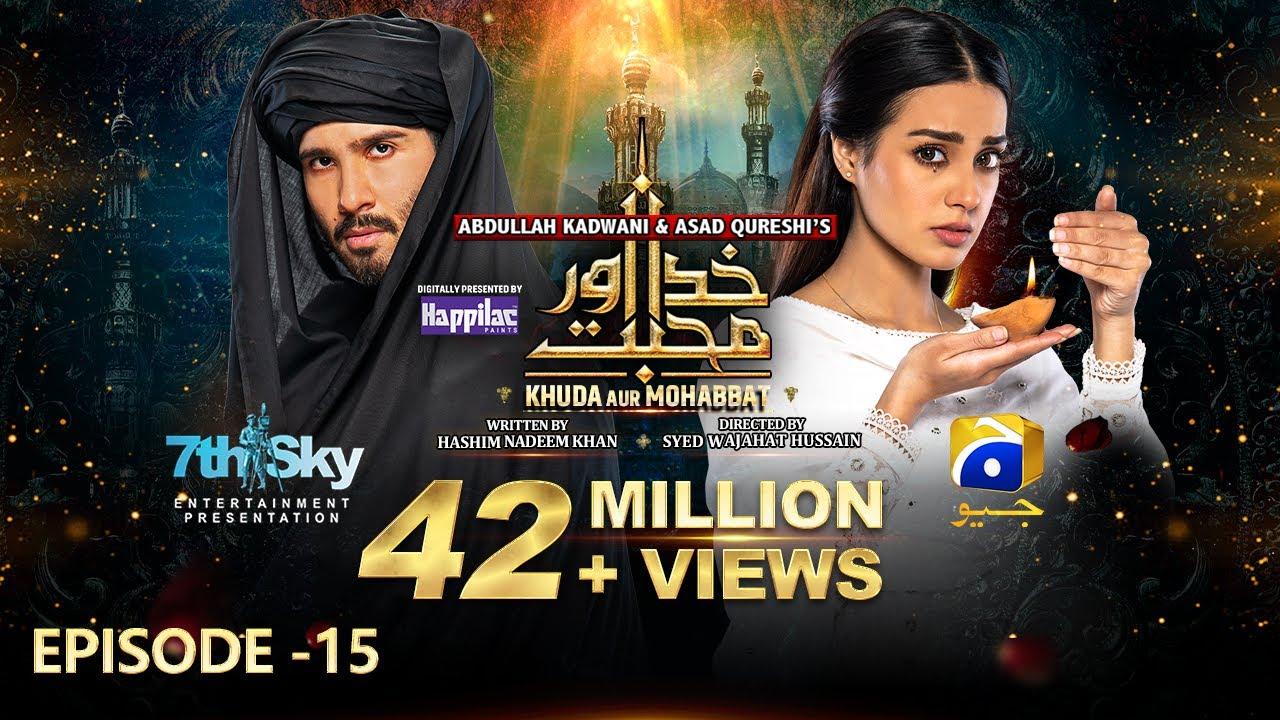 Download Khuda Aur Mohabbat - Season 3 Ep 15 [Eng Sub] - Digitally Presented by Happilac Paints - 21st May 21