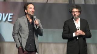 FCAD 2016 : Présentation du film L'histoire de l'amour