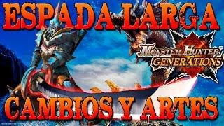 Vídeo Monster Hunter Generations