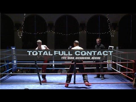 Total Full Contact | Chris Fawcett vs Andy Lock