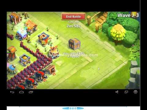 Castle Clash Hack 1.2.6 Hbm, Ht + Expedition