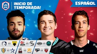 Clash Royale League: CRL West Fall 2019 | ¡Inicio de Temporada! (Español)