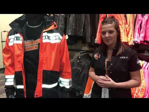 Harley-Davidson Rain Gear Explained by Katie of Z&M Harley-Davidson