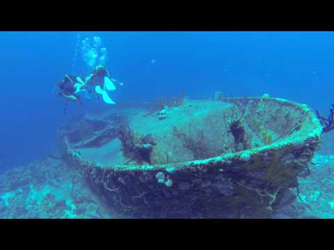 Scuba Diving in Cuba at the Bay of Pigs