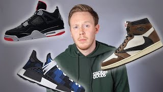 2019 Sneaker Releases: MAY SIT or SELL (Part 1)