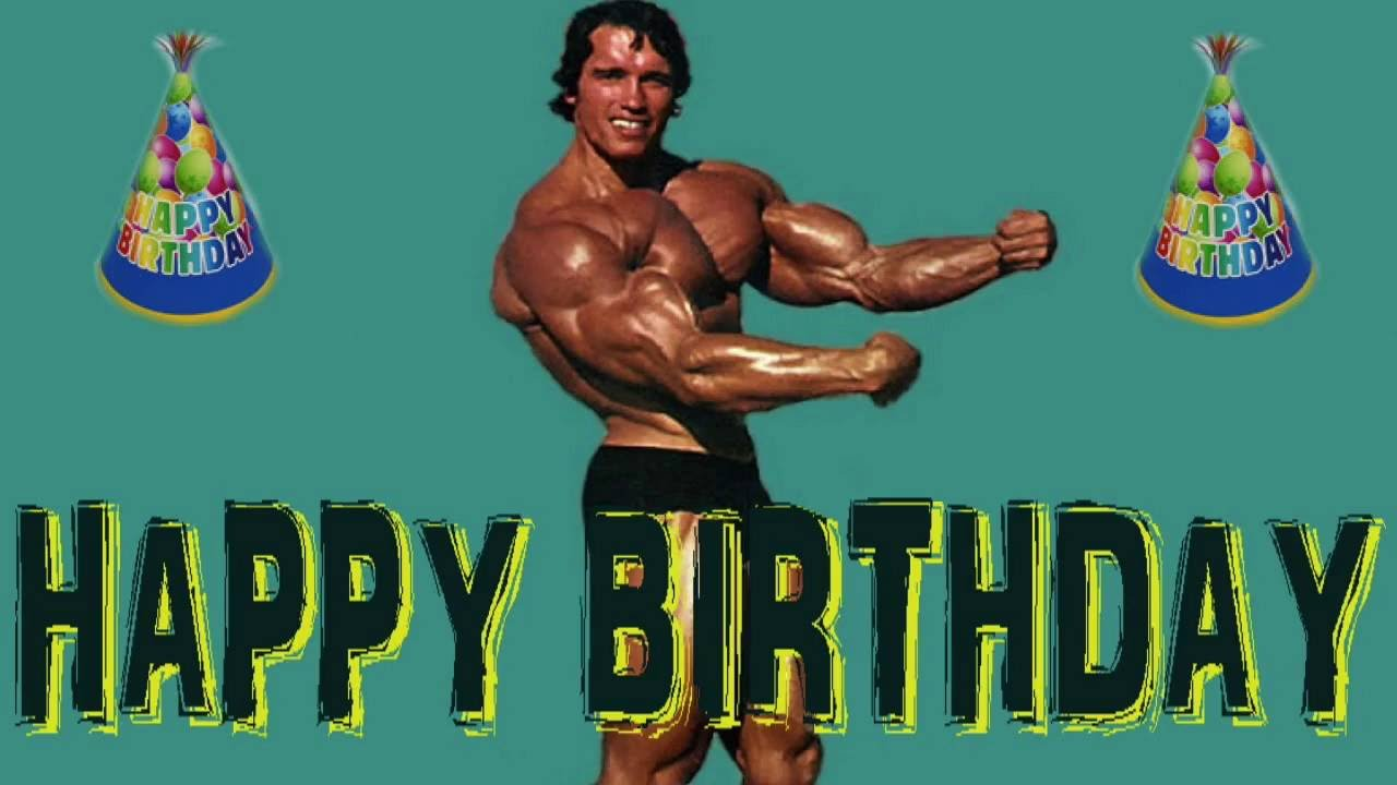 Happy Birthday Singing From Arnold Youtube