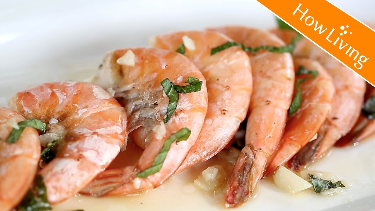 【BBQ烤肉】奶油啤酒蝦-簡單海鮮大餐 Dirty Shrimp In Butter Beer Sauce│HowLiving美味生活 - YouTube