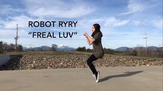 Скачать Far East Movement Freal Luv FrealLuv Robot RyRy