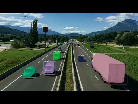 Vehicle Detection and Image Segmentation from Traffic Videos