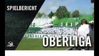 BSG Chemie Leipzig – FC Eilenburg (29. Spieltag, NOFV-Oberliga Süd)