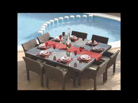 Seat Square Dining Table