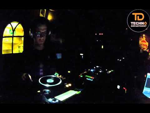 Jazzy Bronze - Dutch Dirty Techno - Cafe de Spin - Zaltbommel