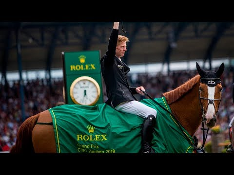 CHIO Aachen 2018 highlights presented by Rolex
