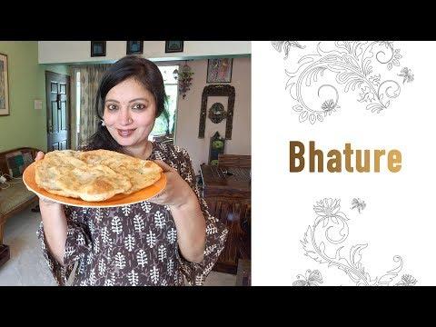 Flat Khameeri Bhature Recipe | Tasty and Easy | Samta Sagar
