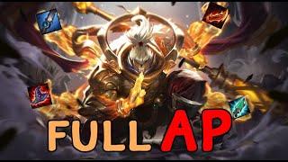Jax Full AP! กระโดดที เอาให้หาย | สตีมย้อนหลัง | LOL League of Legends
