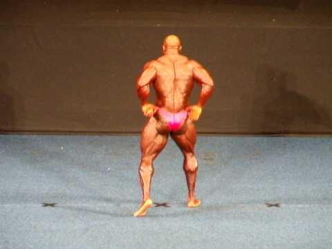 2009 Australian Grand Prix IX Bodybuilding - Toney Freeman