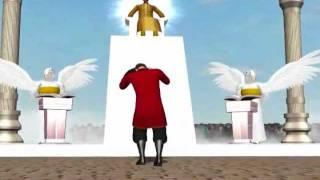Repeat youtube video Revelation of Jesus Christ Chapter 20.wmv