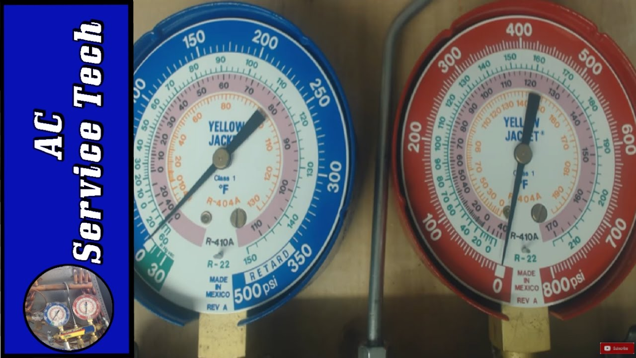 410A and R22 Refrigerant Low Pressure & Low Superheat Problem Explained!  Freezing?