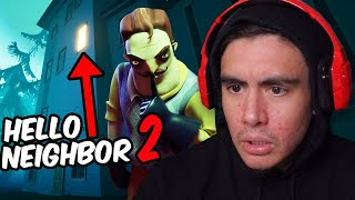 FINDING THE NEIGHBORS SECRET NEW HOUSE IN HELLO NEIGHBOR 2?! | Hello Neighbor 2 Alpha