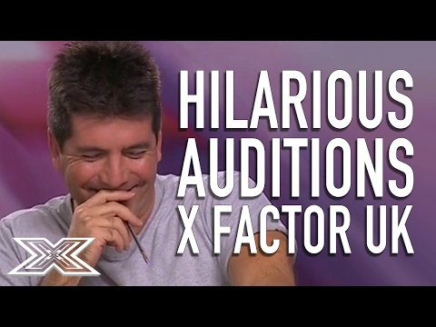 hilarious auditions on the x factor uk x factor global