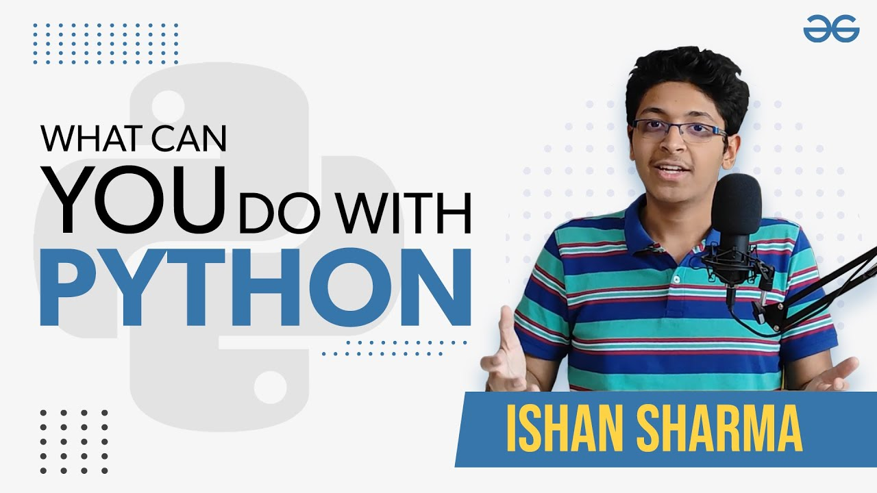 What Can You Do With Python?