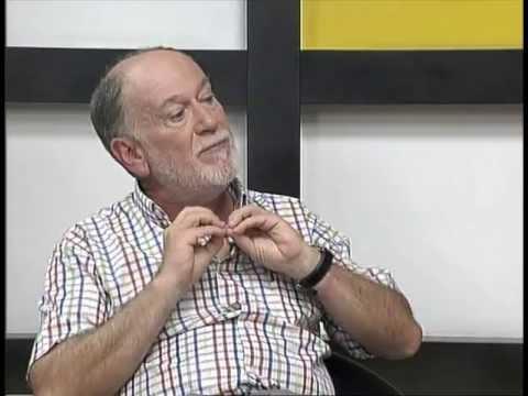 Entrevista a Mikel Marín en Tele7   Parte 2/2