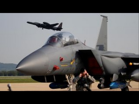 US Air Force maintains strong presence in South Korea